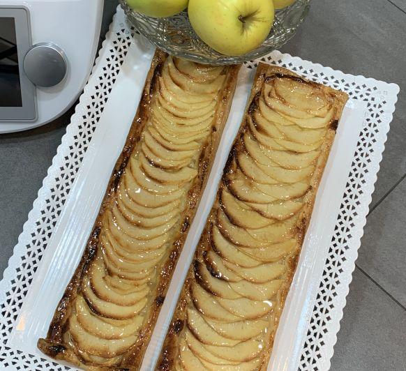 Tarta de manzana by Thermomix®