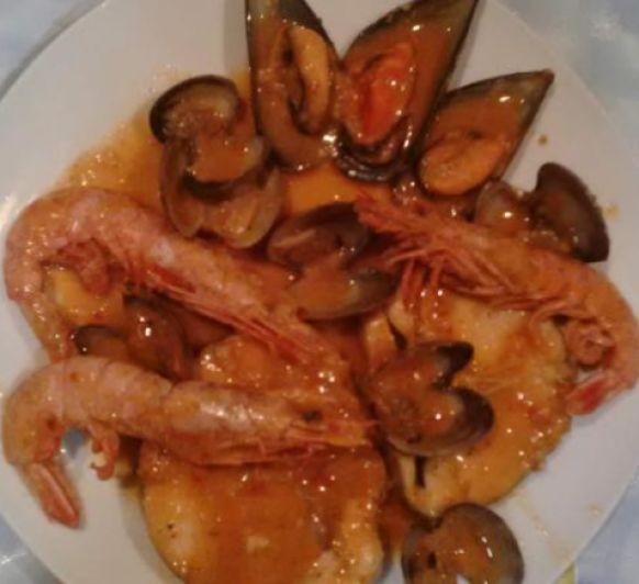 Suquet de peix, zarzuela de marisco o caldereta de pescado, con Thermomix®