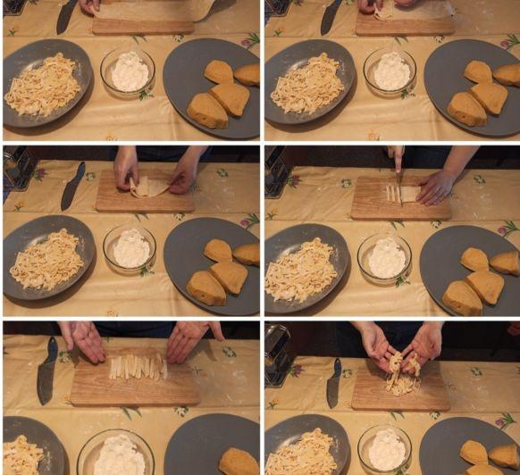 Cómo hacer pasta fresca al huevo con Thermomix®