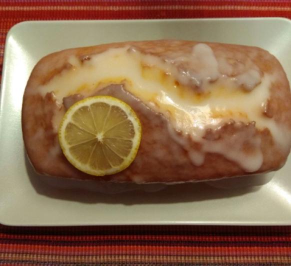 Bizcocho de limón con Thermomix® (Plumcake de limón con glaseado de limón)