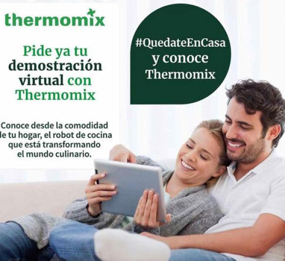 DEMOSTRACIÓN ONLINE Thermomix®