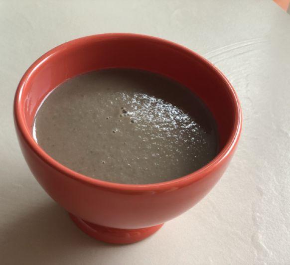 Crema de champiñones con Thermomix®