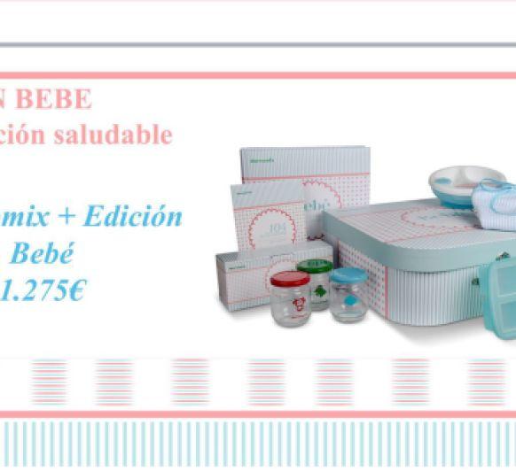 Edición Bebé Alimentación Saludable