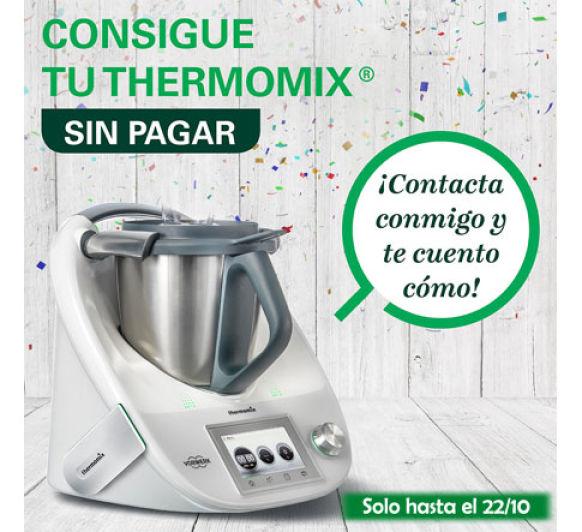 Conseguir un Thermomix® Gratis, delegación Barcelona
