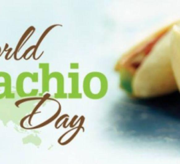 Día mundial del pistacho
