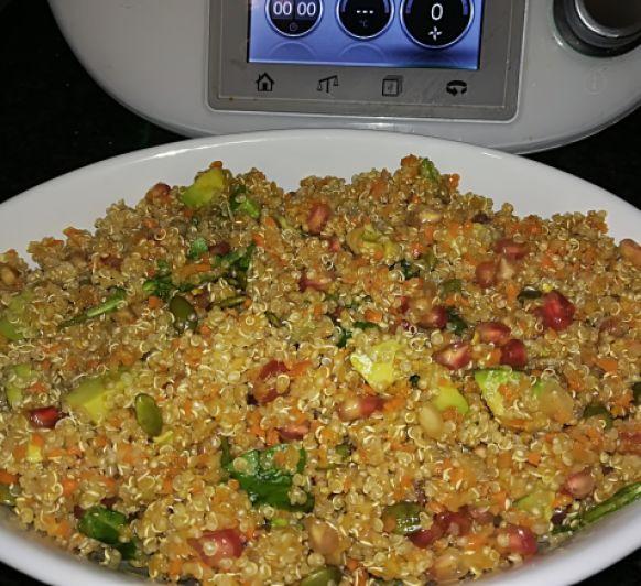 Ensalada de Quinoa completa