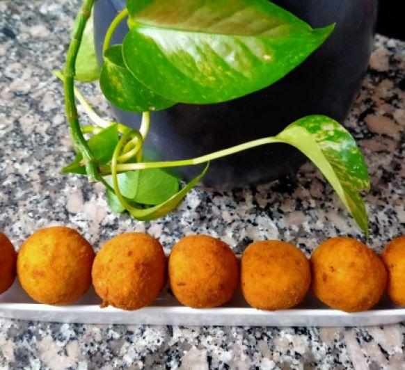 Croquetes casolanes ( Croquetes de la iaia Juanita)