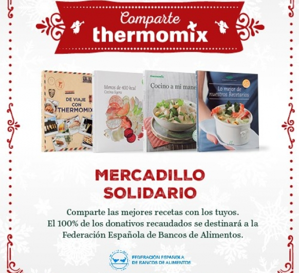 MERCADILLO SOLIDARIO Thermomix®