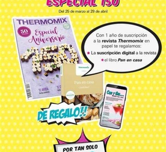 PROMOCION SUSCRIPCION REVISTA 150!!!