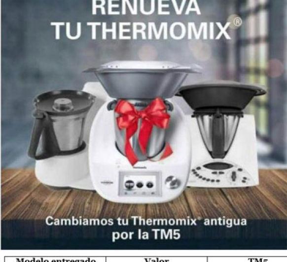Nuevo Plan Renove Thermomix® , Barcelona