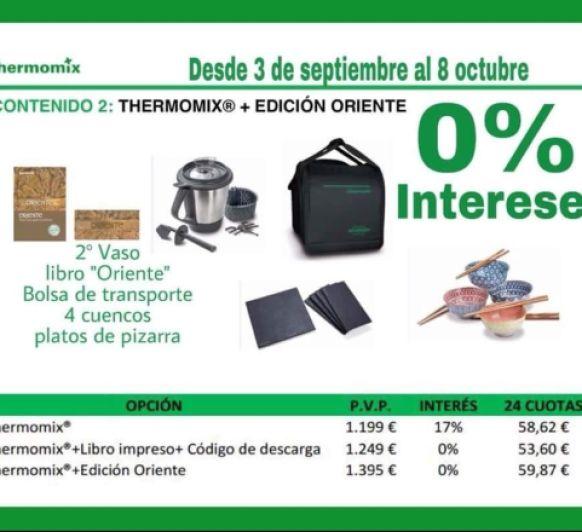 Thermomix® TM5 : EDICION ORIENTE, UNA RUTA GASTRONÓMICA