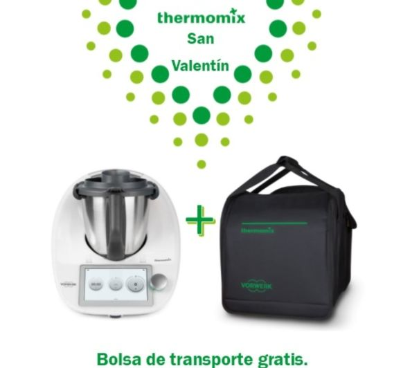 Thermomix® TM6 + BOLSA DE REGALO