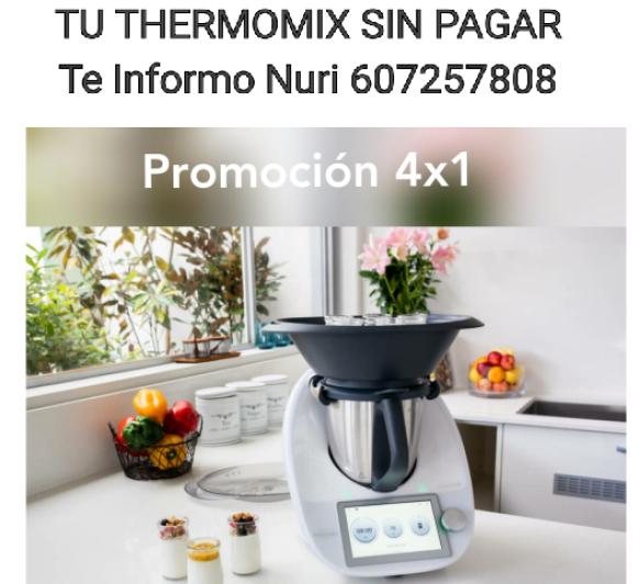 SIN PAGAR Thermomix®