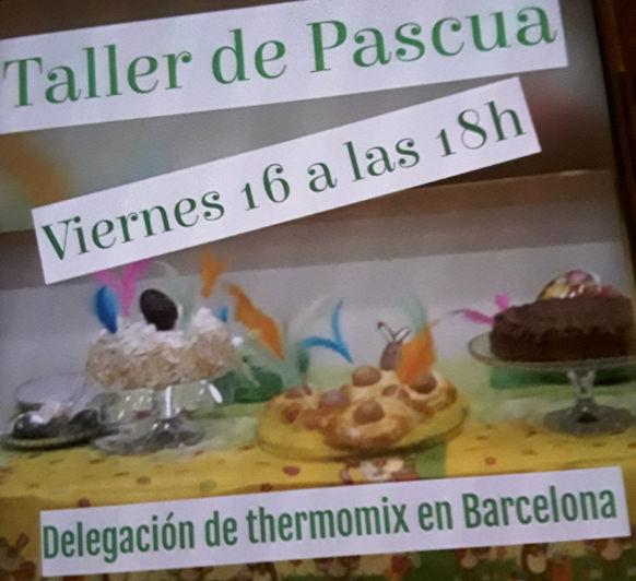 TALLER DE PASCUA