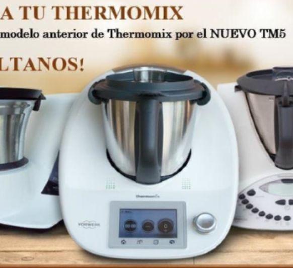 Cambiamos tu Thermomix®