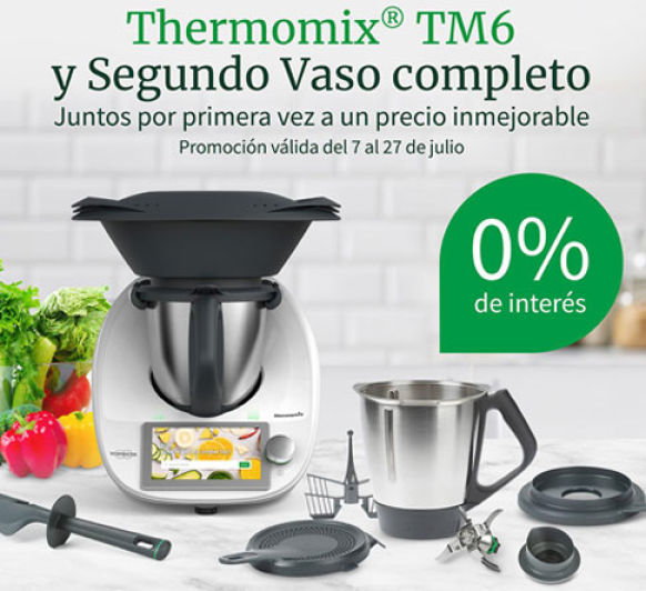 FINANCIACIÓN AL 0% Thermomix®