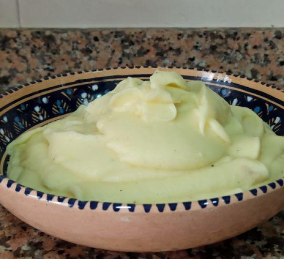 Puré de patata con Thermomix®