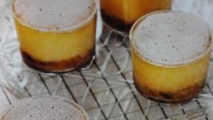Recetas con calabaza en Thermomix® : bizcochitos de calabaza con nueces al vapor