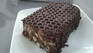 Lingote de chocolate con Thermomix®