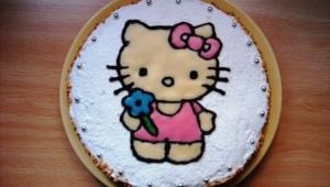 Hello Kitty: Un pastís d'aniversari molt personal