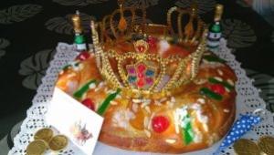 Roscón de Reyes con Thermomix® , el mejor.
