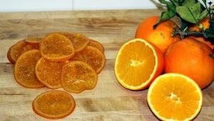 Naranjas confitadas con Thermomix®